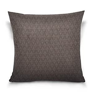 Funda de Almohada Pattern Texture Spots Dark Decorative ...