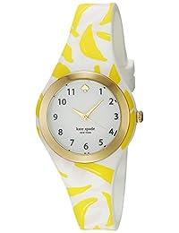 Kate Spade Women's Rumsey KSW1125 Multicolor Silicone Quartz Watch