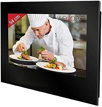 WEMOOVE WM-MWOBFKTV220HEVC - Televisor empotrable para cocina ...