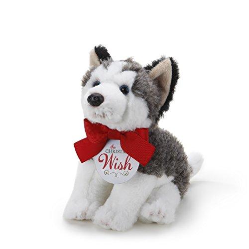 Online Christmas Wishes - The Christmas Wish Husky Small