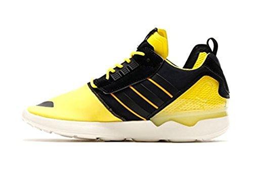 adidas - ZX 8000 Boost Schuh - Yellow - 38 2/3