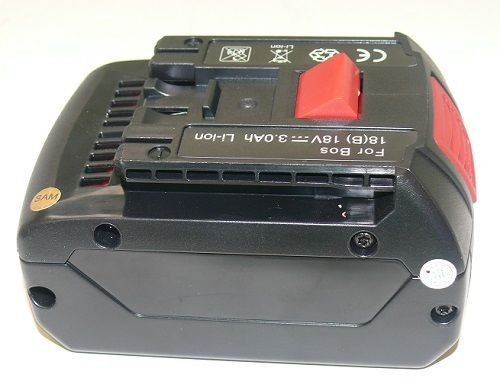 New replacement battery for Orgapack ORT-400 18V strapping tool fromm 2187.004 by Titan