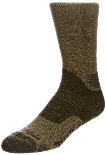 Bridgedale Men's WoolFusion Trekker Socks - Green, 9-11.5