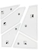 Quilting Template Motion Acrylic Quilting Template Sewing Machine Ruler Quilting Frames Patchwork Sewing Kit