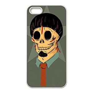 taoyix diy C-EUR Diy Skull Hard Back Case for Iphone 5 5g 5s