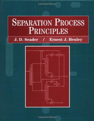 Separation Process Engineering Pdf