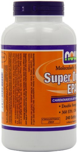 NOW Foods Super Omega EPA, 360 EPA/240 DHA Double Strength, 240 Softgels (Pack of 3) by NOW Foods (Image #8)