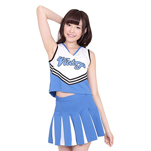 (Sky ? Chia / cheerleader outfits ? blue)