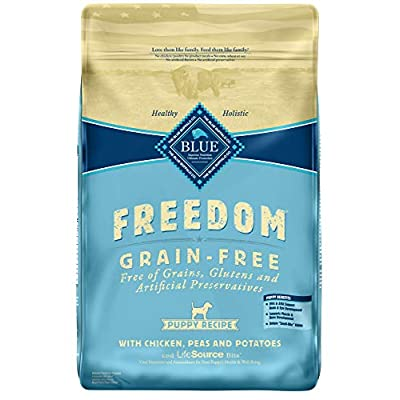 Blue Buffalo Freedom Grain Free Natural Puppy Dry Dog Food