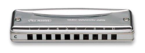 Suzuki Promaster Harmonica, Key of C by Suzuki