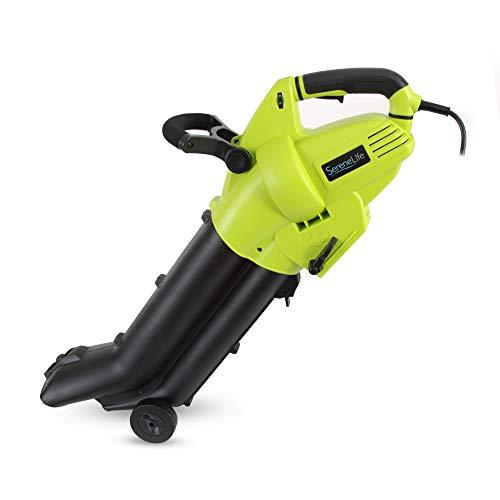 leaf shredder blower - 6
