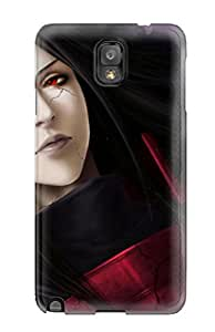VEEWwLN1348INmWI Tpu Case Skin Protector For Galaxy Note 3 Madara With Nice Appearance