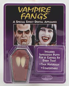 Fun World Vampire Fangs Adult -