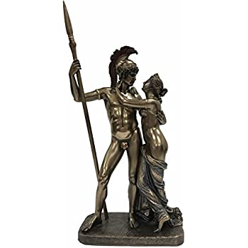 Amazon.com: Mars and Venus Statue (Ares and Aphrodite ...