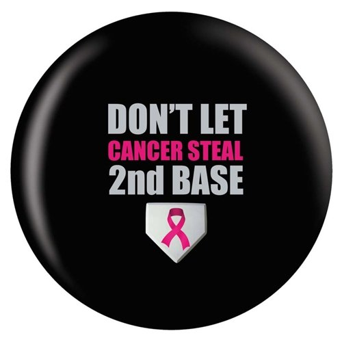 激安正規  Breast B009ITQ59O 16lbs Cancer Awareness Bowling ball- Second Second Base 16lbs B009ITQ59O, 【即納】:e23f0f95 --- eastcoastaudiovisual.com