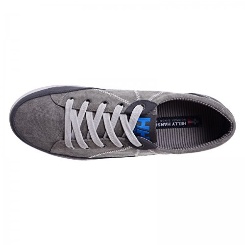Helly Hansen Latitude 92, Zapatillas de Vela para Hombre Gris (Light Grey)