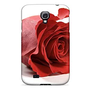Faddish Phone Rose Flower Wallpaper Free X Cases For Galaxy S4 / Perfect Cases Covers