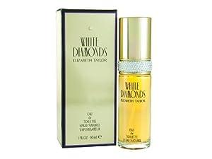 White Diamonds By Elizabeth Taylor for Women Eau De Toilette Spray by Elizabeth Taylor