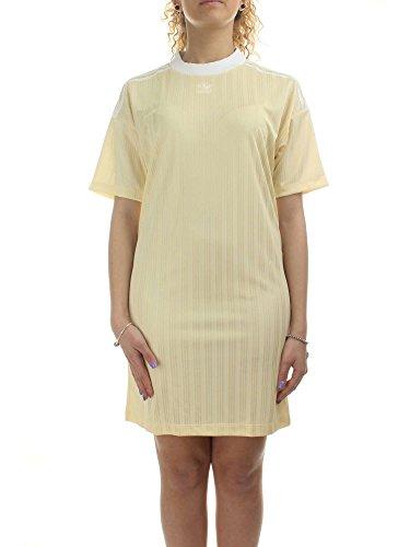 size � � Small Dress USA UK 6 Trefoil adidas 10 yellow white –S waTnHxFq