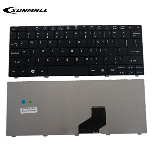 - SUNMALL Notebook Keyboard Replacement for Aspire One D255 D255E D257 D260 D270 521H 532H 533H Happy Happy 2 D270 521 522 NAV50 eM350 Series Laptop US Layout(6 Months Warranty)