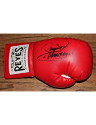 Manny Pacquiao Signed Autographed Cleto Reyes Boxing Glove Bas #g31896