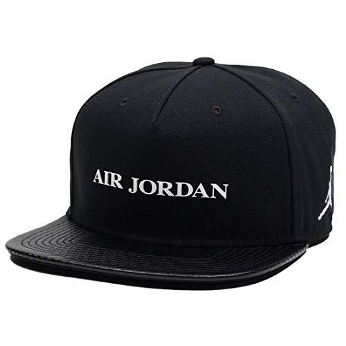 Nike Mens Jordan Jumpman PRO AJ10 Cap 894673-010 - Black White 34a4a5bd084b