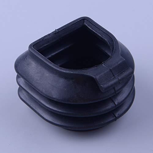 (020301261 Car Transmission Shift Rod Selector Shaft Protective Sleeve Boot fit for VW Cabriolet Jetta Golf Mk1 Mk2)