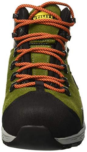 Hombre verde Wr trail Trabajo Verde De Sra S3 D Alto Leather Diadora Para Hi Utility Hro Calzado 70214 aqwR46C