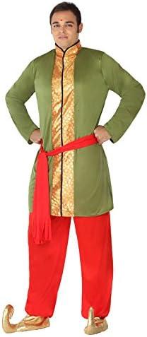 Atosa – 5007 – Disfraz de hindú – Hombre – Talla 2: Amazon.es ...