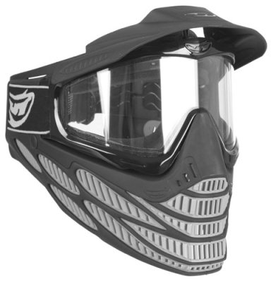 Jt Flex 8 Goggle (JT Spectra Flex 8 Thermal Paintball Mask (Grey))