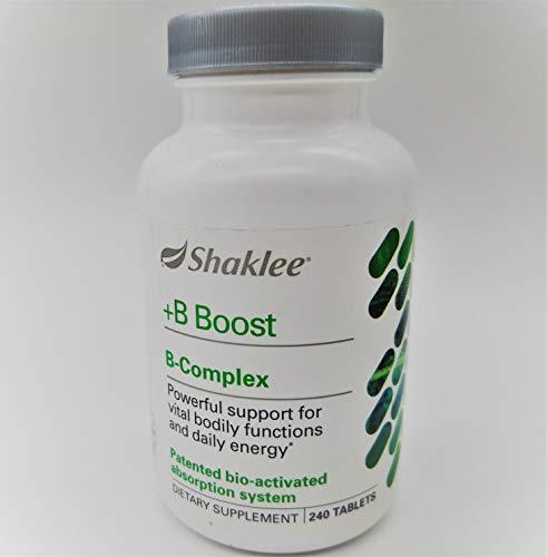 Vital Vitamins B-complex - Shaklee B-Complex 240 ct.
