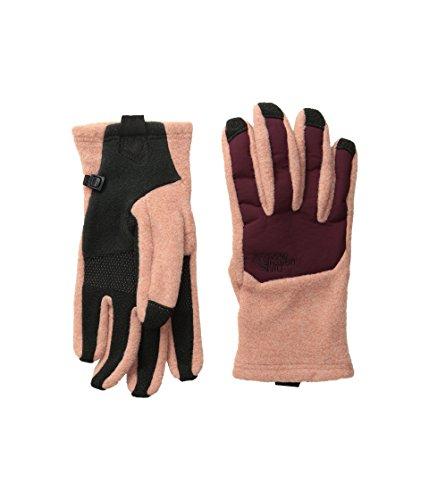 - The North Face Women's Denali Etip Gloves Rosdwn/Dpgrntrd (XSMALL)