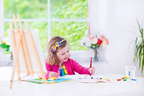 Artlicious - 30 Classroom Value Pack - 8x10 Primed Canvas Panel Boards by Artlicious (Image #4)