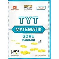 ÜçDörtBeş TYT Matematik Soru Bankası Yeni