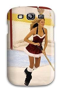 For Galaxy S3 Premium Tpu Case Cover Dallas Stars Texas (57)_jpg Protective Case
