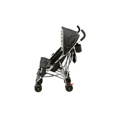 Delta Children City Street Side by Side Stroller, Black by Delta Children (Image #2)