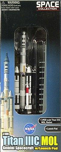 Titan IIIC MOL Gemini Spacecraft with Launch Pad ()