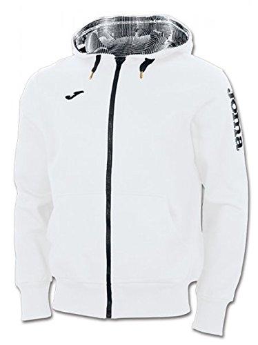 Joma Invictus - Sudadera para hombre, color blanco/negro, talla XL: Amazon.es: Deportes y aire libre