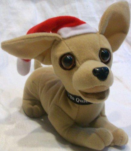 Bell Christmas Dog Collar (Taco Bell, Yo Quiero, 6