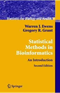 Computational genome analysis an introduction statistics for statistical methods in bioinformatics an introduction statistics for biology and health fandeluxe Image collections