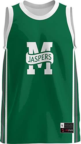 ProSphere Manhattan College Boys' Basketball Jersey (Classic) FFAA (Medium)