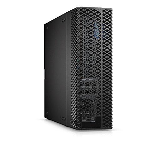 Dell H60K4 OptiPlex 5050 Small Form Factor Desktop, Intel Core i5-7500, 8GB RAM, 500GB HDD, Black by Dell (Image #3)