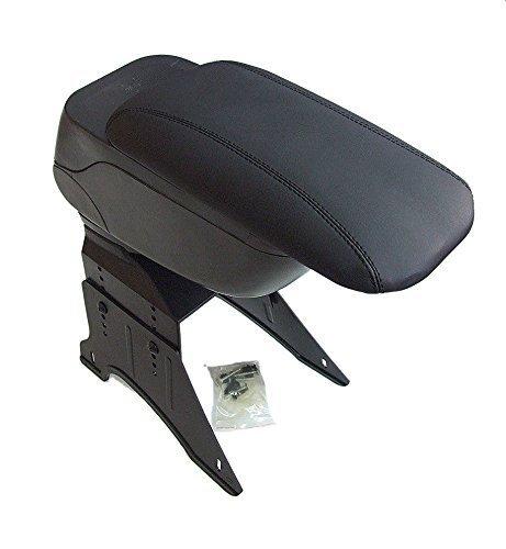 flexzon Universal Apoyabrazos Arm Rest Consola Negro Van camión Coche