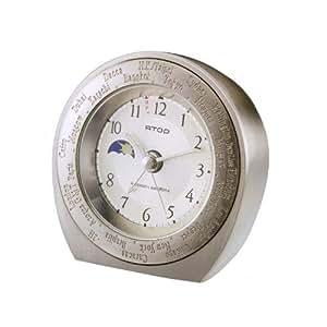 Atop World Time Unique Travel Alarm Clock Wb 1