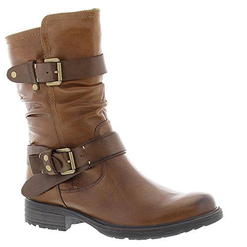 Almond Calf Footwear - 4