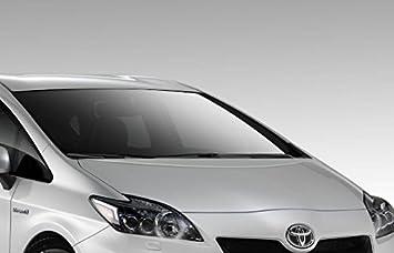 2010 - 2015 Toyota Prius DuraFlex tk-r limpiaparabrisas Cubierta - 1 pieza (Overstock): Amazon.es: Coche y moto