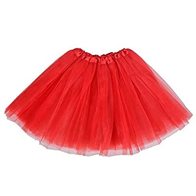 Classic Elastic Adult Tutu Skirt. Great princess tutu, adult dance skirt. Tulle