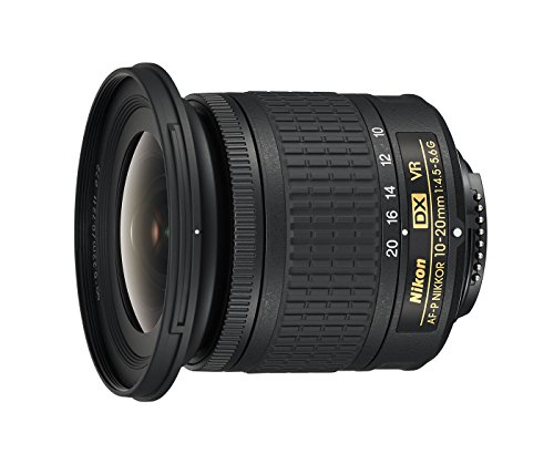 Nikon AF-P DX NIKKOR 10-20mm f/4.5-5.6G VR Lens (Best Lenses For Nikon Dx Format)