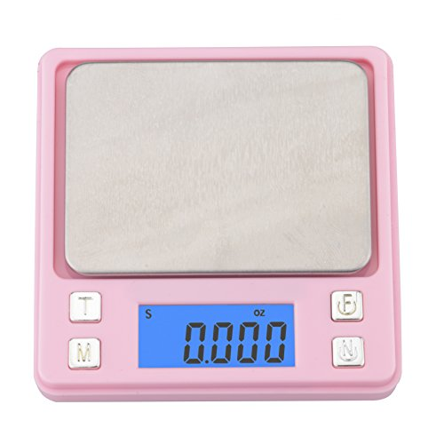 Leeko-200g-x-001g-Mini-Digital-Jewelry-Pocket-Scale-Weigh-High-Precision-Digital-Scale-with-Extra-Large-Lighted-DisplayPink