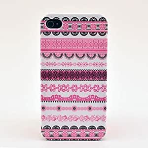 Classic Tribe Tribal Cloth Design PC Hard Case for iPhone 4/4S